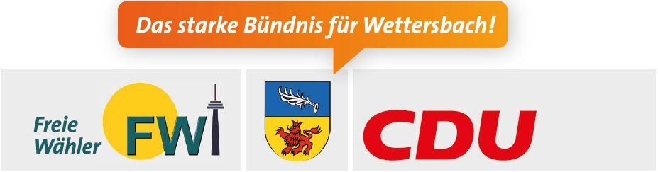 CDU und Frei Wähler Wettersbach
