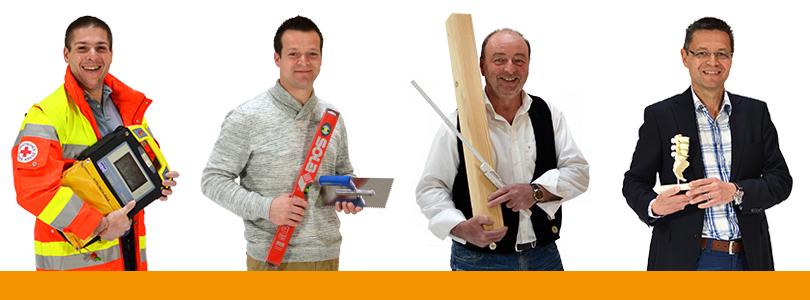 CDU-FW Wettersbach - Unsere Kandidaten