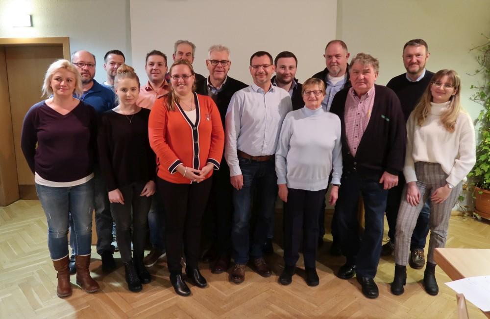 CDU-FW-Wettersbach - Nominierung zum Ortschaftsrat
